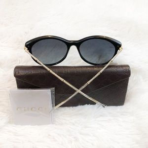c650a1d9134 Gucci Accessories - new GUCCI GG 3771 N S Swarovski Bamboo Temple